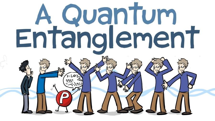 Quantum Entanglement?